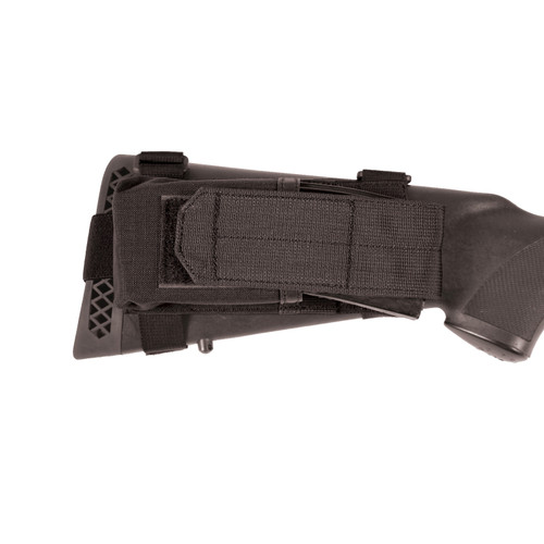52BS16BK - Buttstock Magazine Pouch - black