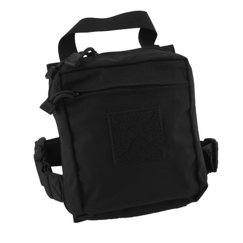 56MP00BK - Omega Elite® Modular Drop-Leg Medical Pouch - black