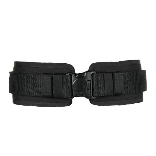 41BP00BK - belt pad w/ivs - black