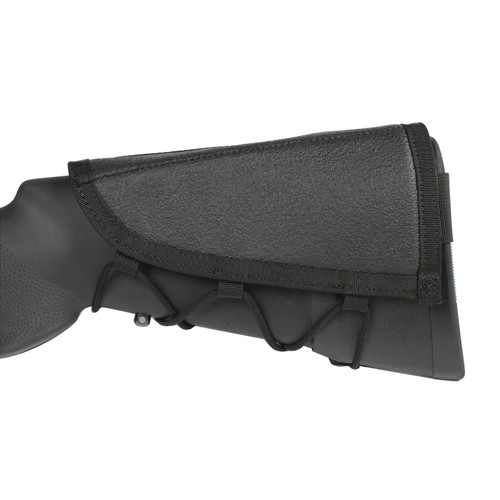 90CP02BK - AMMO CHEEK PAD - BLACK