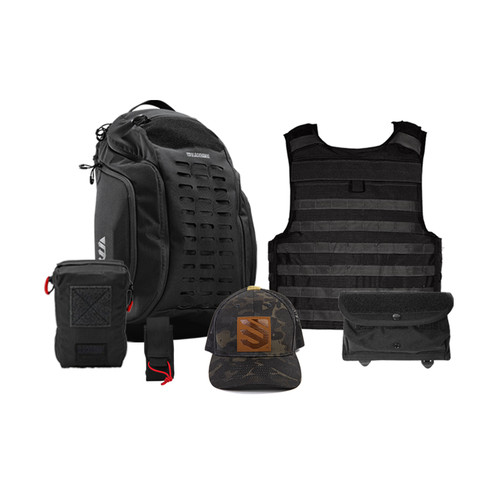 BHBUNDLE - GO KIT - BLACK