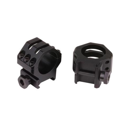 71TR10BK - Six-Hole Tactical Rings - medium