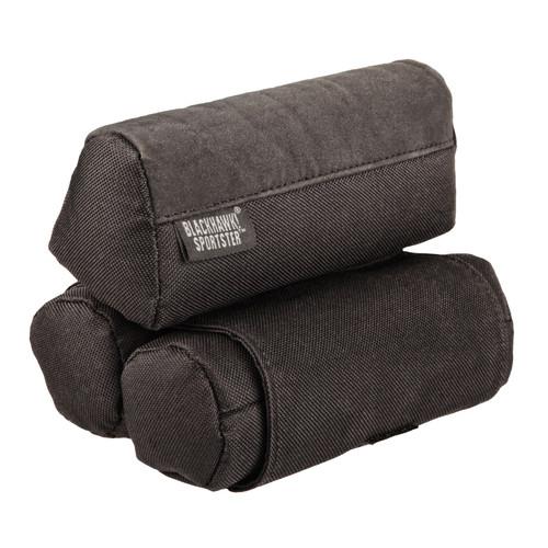 74SB00BK - Sportster Multi-Level Sandbag - black