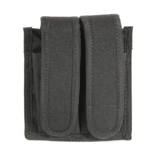 44A054BK - Universal Double Magazine Case - cordura black