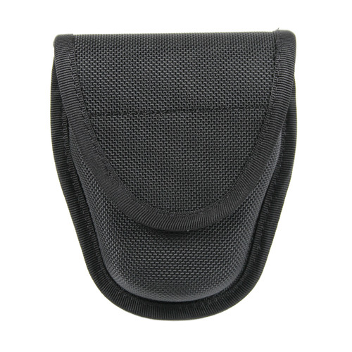 44A100BK - Handcuff pouch - single - black - cordura