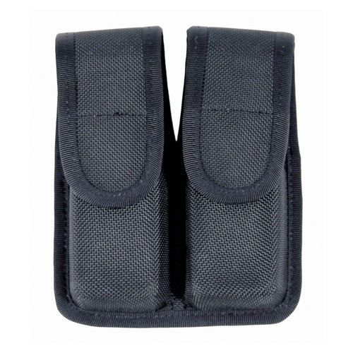 44A000BK - DOUBLE MAG POUCH - SINGLE ROW, CORDURA