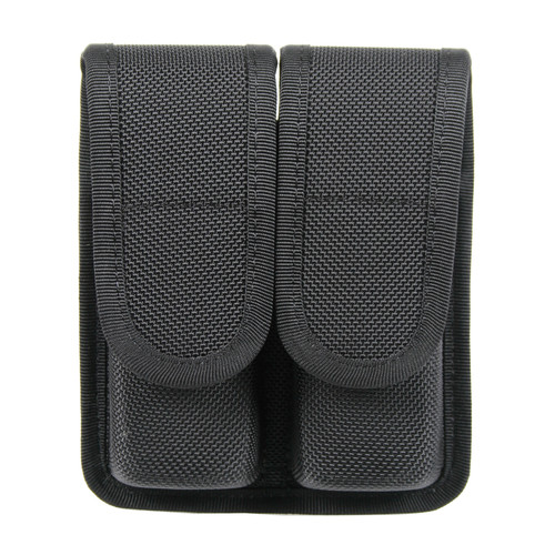 44A001BK - Double Mag Pouch (Double Row) - CORDURA®