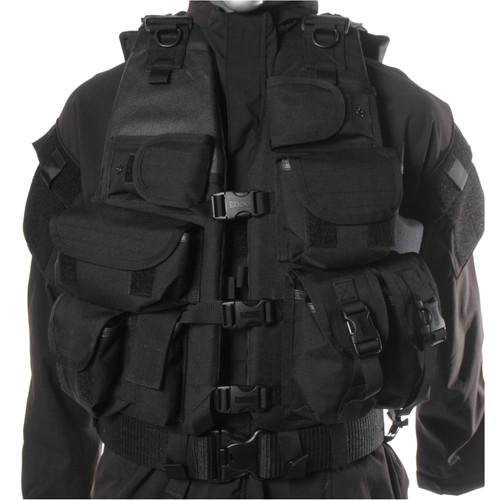 30TFV2BK - Tactical Float Vest II - black