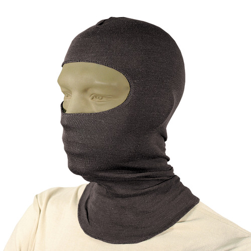 333005BK - lightweight balaclava with nomex - black
