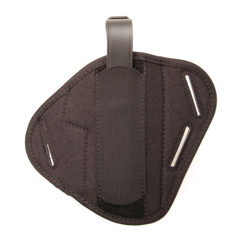 40PC03BK - Nylon 3-Slot Pancake Holster - BLACK
