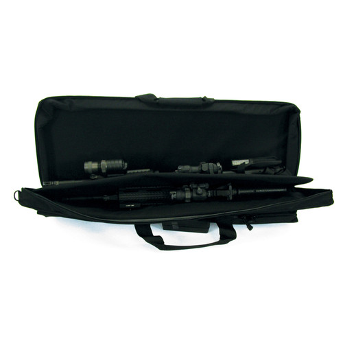 "61PW00BK - Padded Weapons Case - 38"" black"