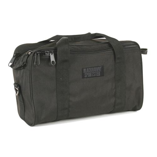74RB02BK - Sportster™ Pistol Range Bag - Front Image