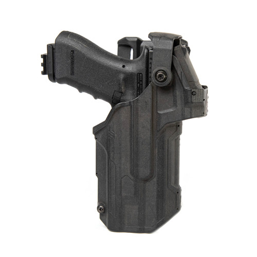 44ND00BKR - T-SERIES L3D LIGHT-BEARING RED DOT SIGHT (RDS) DUTY HOLSTER