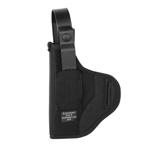 40NA - NYLON ASKINS STYLE HIP HOLSTER