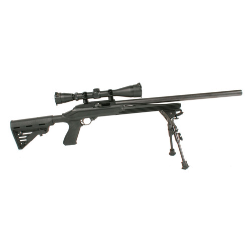 K98200-C - KNOXX AXIOM R/F RUGER 10/22 STOCK - BLACK