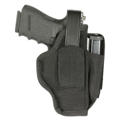 B990234BK - Sportster® Ambidextrous Holster with Mag Pouch - Black