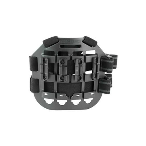 432300PBK - MODULAR DROP-LEG PLATFORM - BLACK