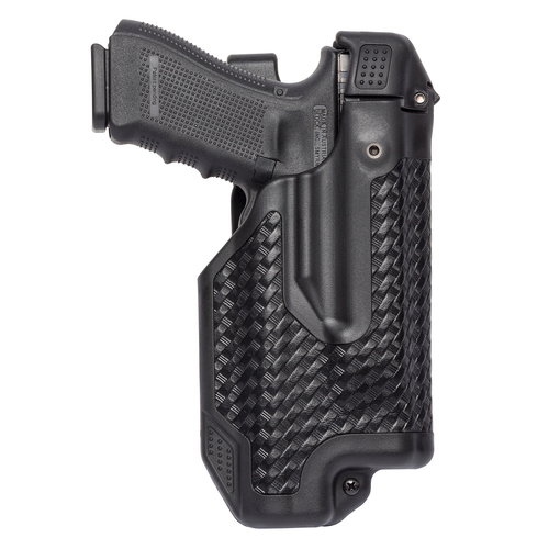 44E000BW - EPOCH™ Level 3 Light Bearing Holster - Basketweave