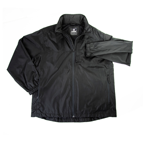 JK10BK - Raid Windbreaker Jacket - Black