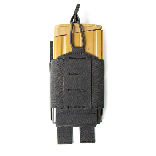 37FS43BK - Foundation Series 7.62 Single Mag Pouch - Front
