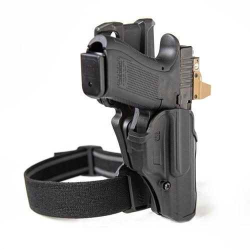 4117 - T-Series L2C Overt Gun Belt Holster Kit - Hero Image