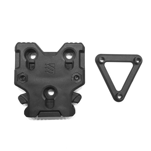 430953 - T-Series Quick Detach (QD2) - Male and Female Adapters