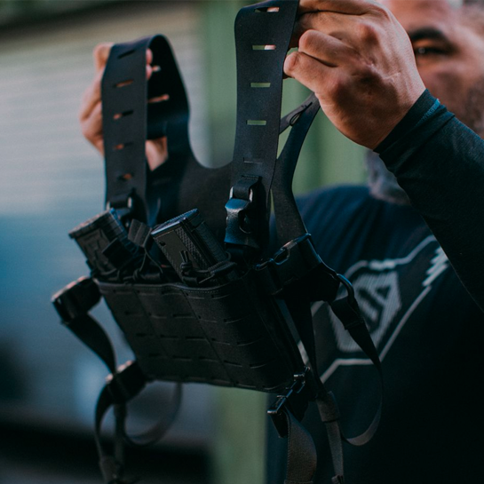foundation series chest rig