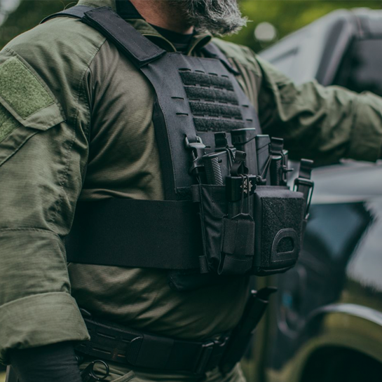 foundation series plate carrier