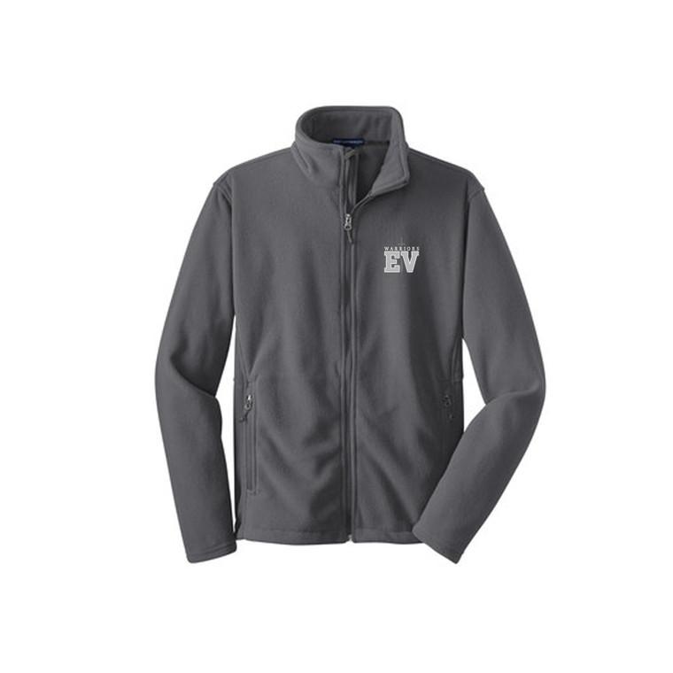 Youth Fleece Full Zip Up Jacket-Unisex (EVA)