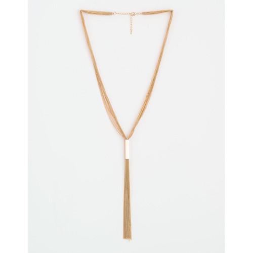 Stella & Gemma - Gold Multi Chain Necklace