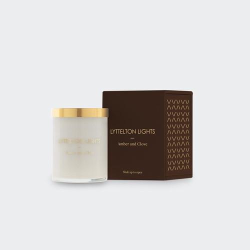 Lyttelton Lights Luxury Soy Candle - Small