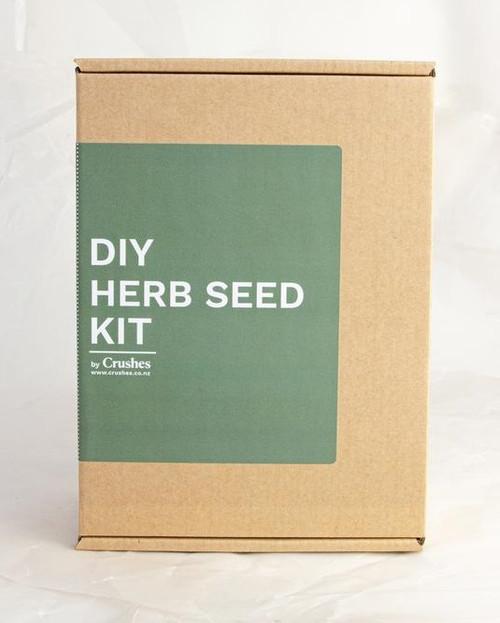 Crushes DIY Herb Seed Kit