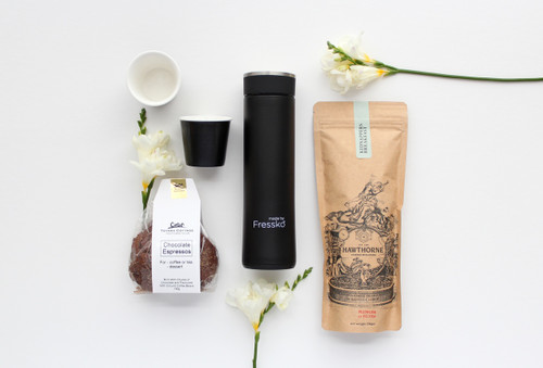 Gift Basket NZ | Willow and Wolfe | Hit Me Coffee Gift Hamper