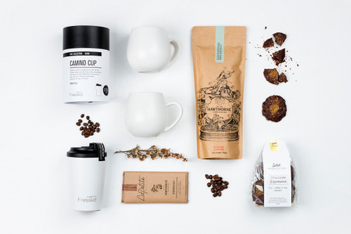 Gift Basket NZ | Willow and Wolfe | Coffee Gift Hamper