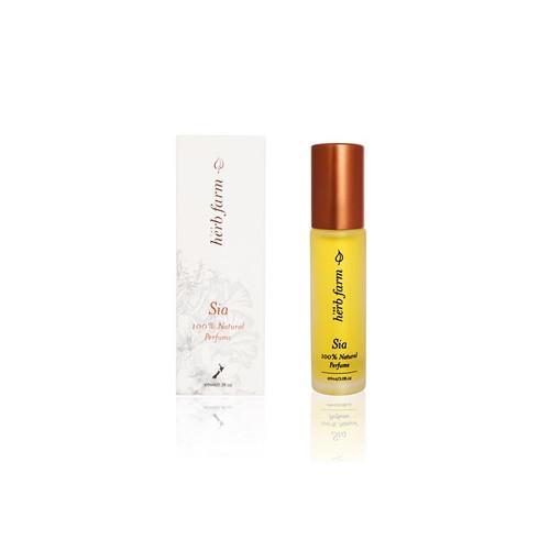 The Herb Farm Sia 100% Natural Perfume