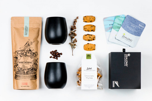 Gift Basket NZ | Willow & Wolfe | Thanks A Latte Gift Hamper