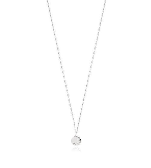 Lindi Kingi Symmetry Mini Disc Necklace (On Sale)