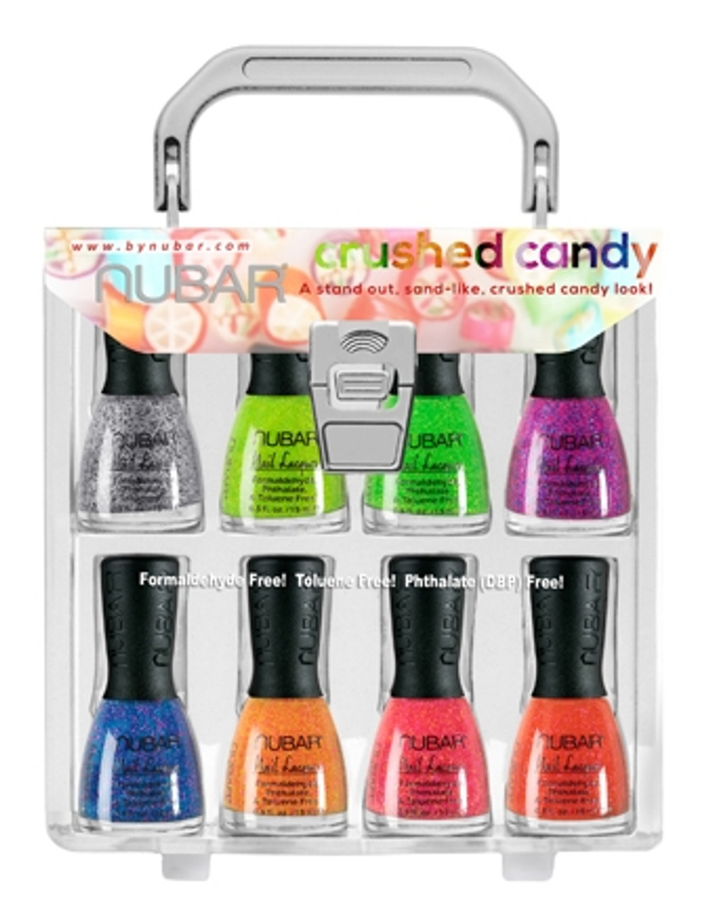 Nubar Crushed Candy Lacquers