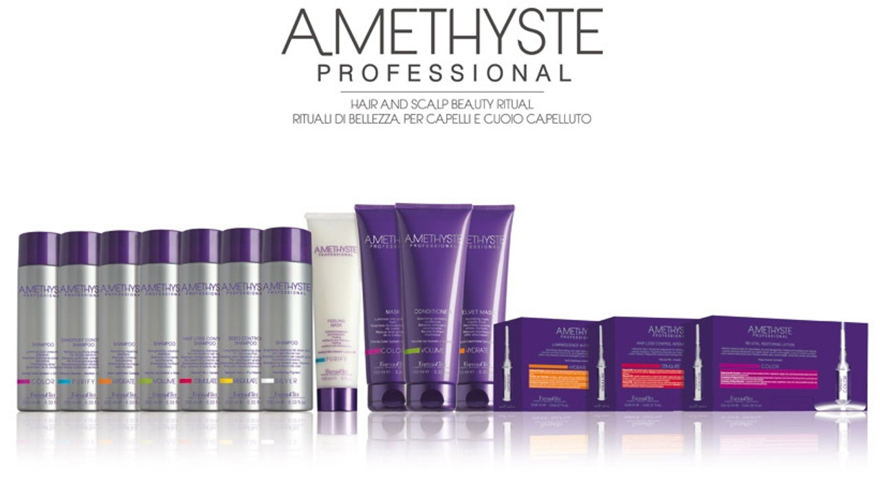 AMETHYSTE Hair & Scalp