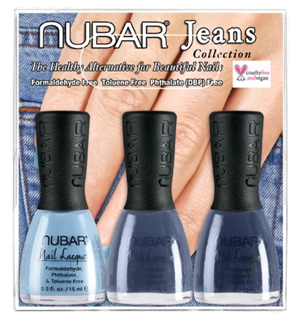 Nubar Blue Jeans Collection