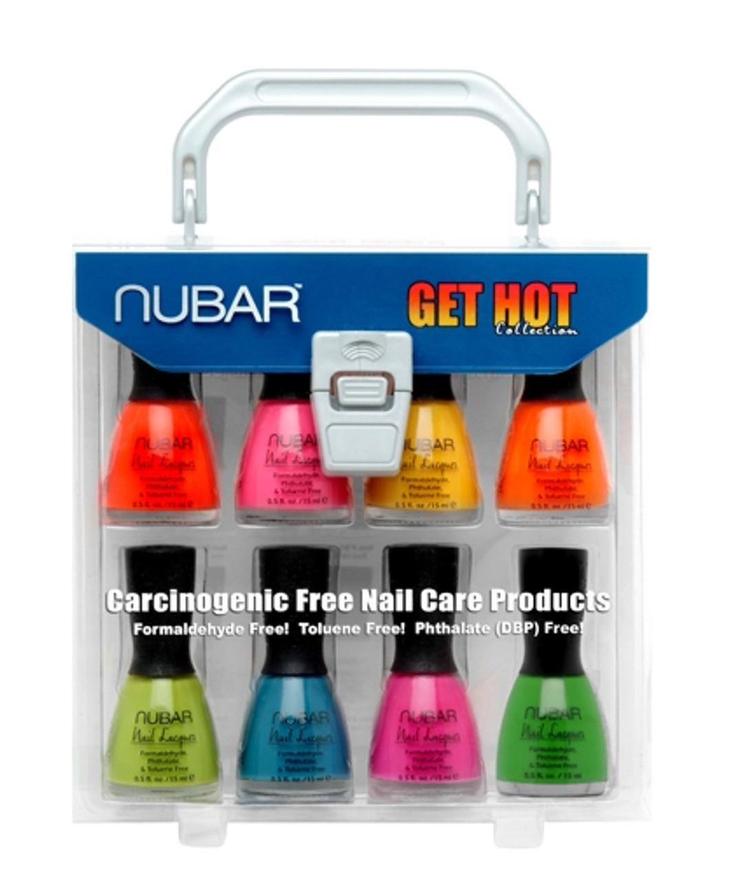 Get Hot With Nubar (Brights!)