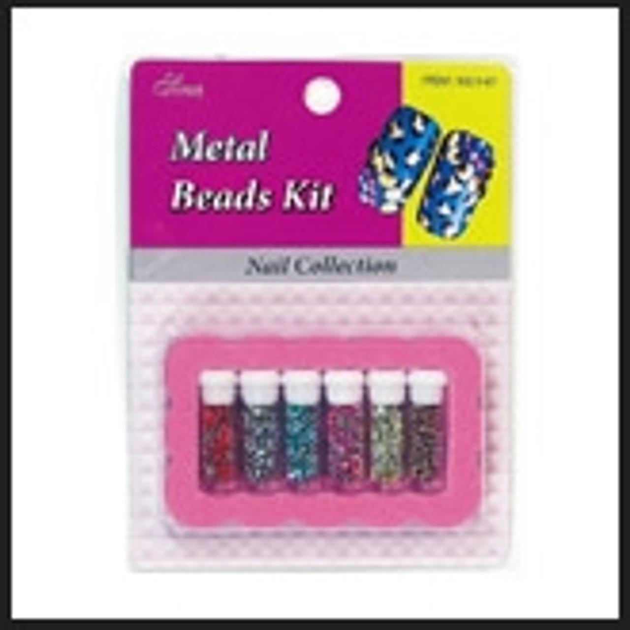 Metallic Elements, Foil, Beads, Etc.