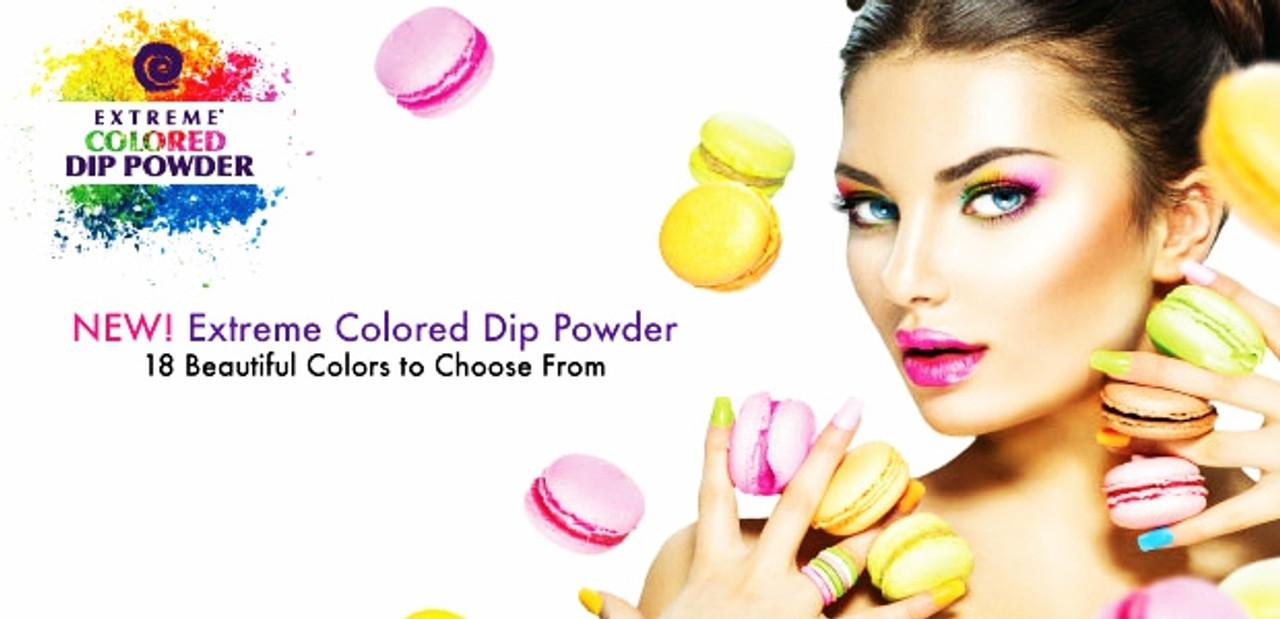 Backscratchers Coloured Dip Acrylic Powders