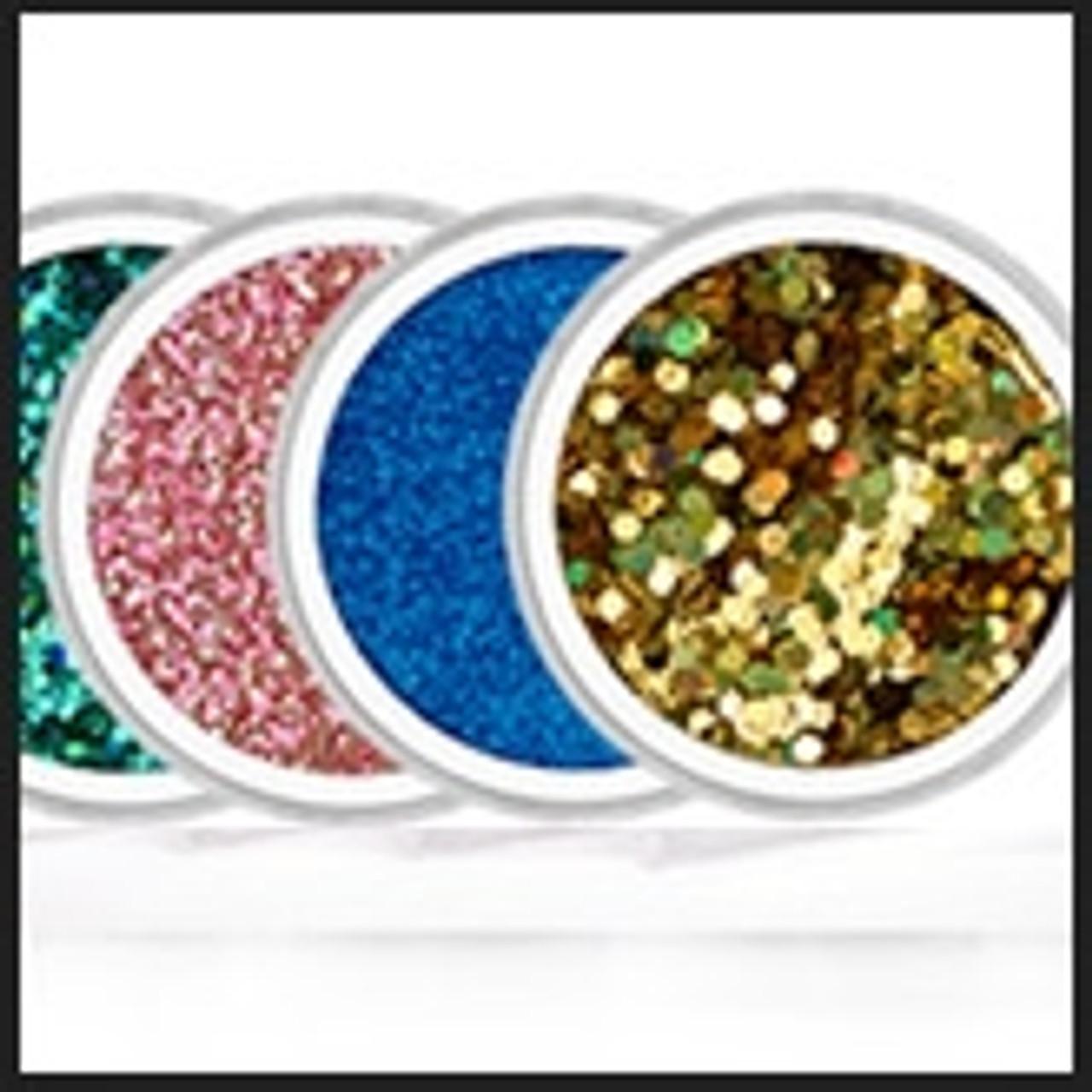 Nail Gems & Glitter Pots