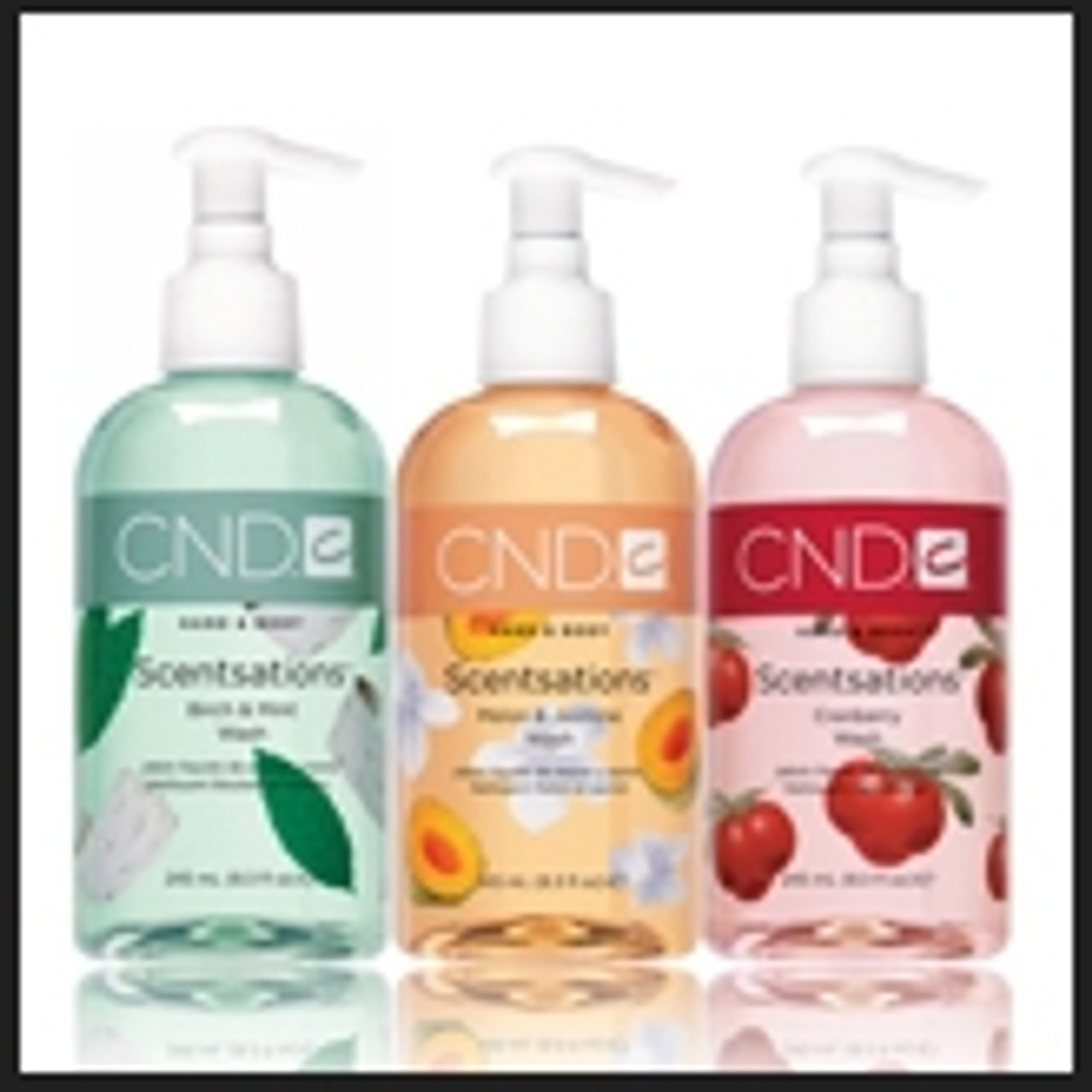 CND Scentsations™ Hand & Body Lotions