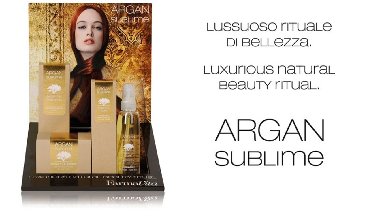 Argan Sublime Treatments