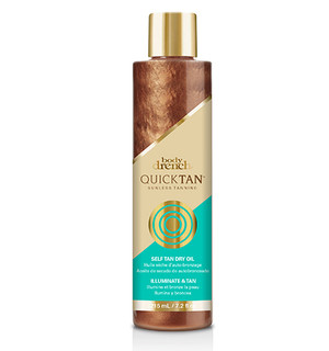 Body Drench Quick Tan Sunning Tanning Dry Oil