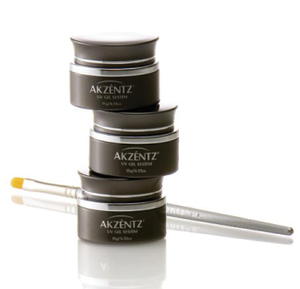 Akzentz Professional Gels - made in Canada