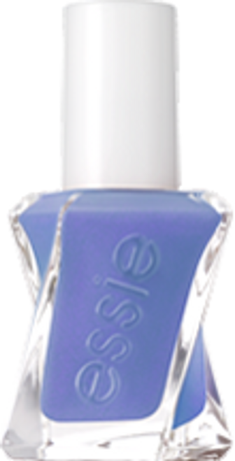 essie labels only, gel couture purple