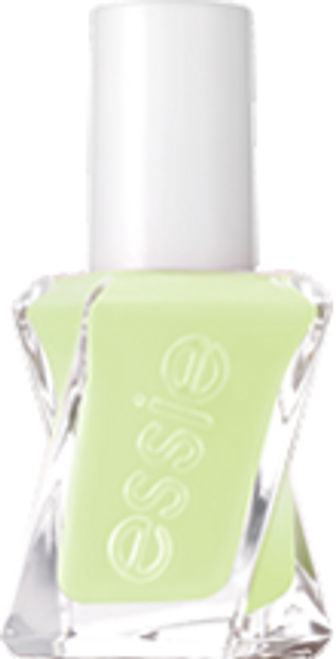 take a walk, essie gel couture lime green chartreuse